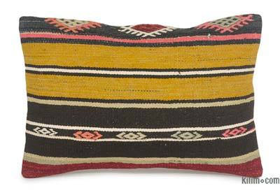 "Kilim Pillow Cover - 1'7"" x 1'1"" (19 in. x 13 in.)"
