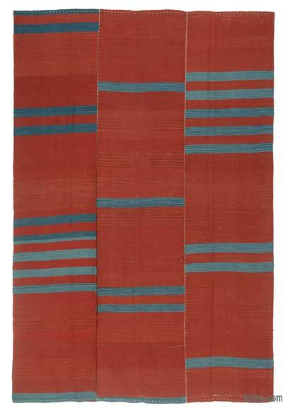 "New Handwoven Turkish Kilim Rug - 8' x 12'4"" (96 in. x 148 in.)"