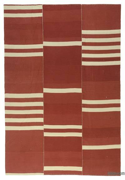"New Handwoven Turkish Kilim Rug - 8'2"" x 12' (98 in. x 144 in.)"