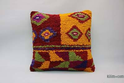 "Tulu Pillow Cover - 1'8"" x 1'8"" (20 in. x 20 in.)"