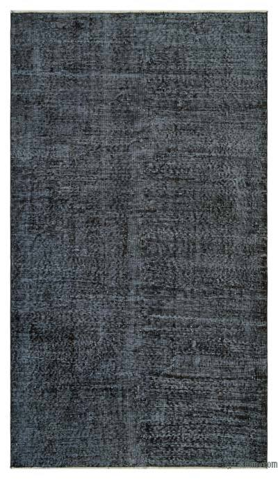 "Over-dyed Turkish Vintage Rug - 3'9"" x 6'6"" (45 in. x 78 in.)"