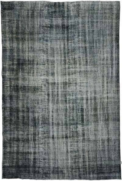"Over-dyed Turkish Vintage Rug - 6' x 9'1"" (72 in. x 109 in.)"