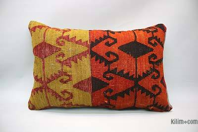"Kilim Pillow Cover - 2' x 1'4"" (24 in. x 16 in.)"