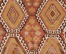 Hand Knotted Vintage Rugs