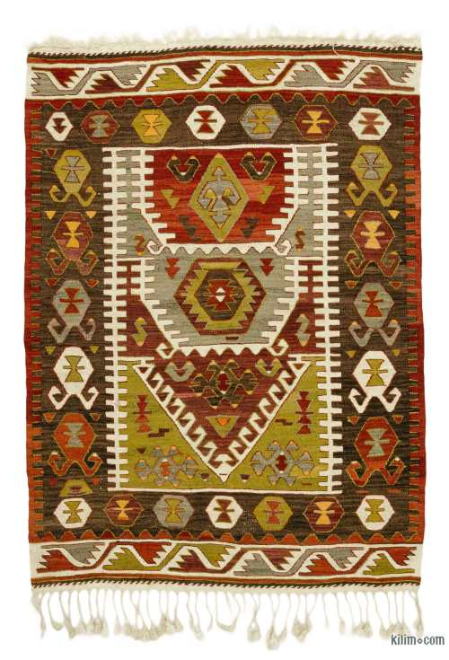 We Added More Vintage Turkish Kilim Rugs To Our Collection All In Great Condition Unique And Authentic
