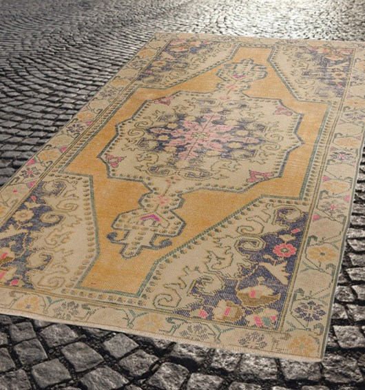 Vintage Hand Knotted Rugs