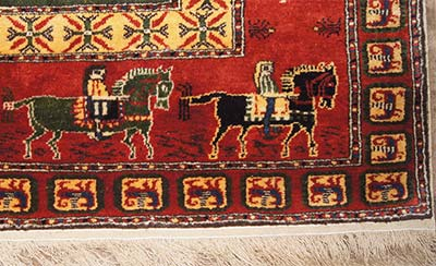 Pazyryk Carpet
