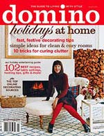 Kilim.com in Domino Magazine