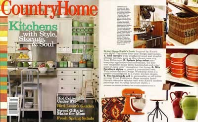 Kilim.com in Country Home Magazine