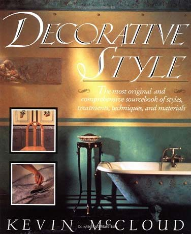 Decorative style : the most original and comprehensive sourcebook book cover