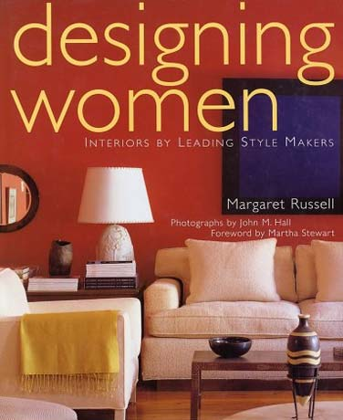 Designing women : Interiors by leading style makers book cover