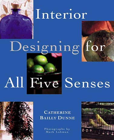 Interior designing for all five senses book cover