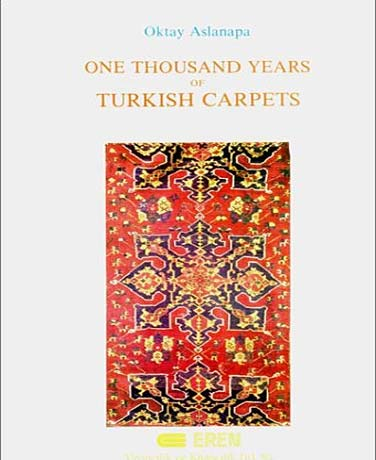 one thousand years of turkish carpets book cover