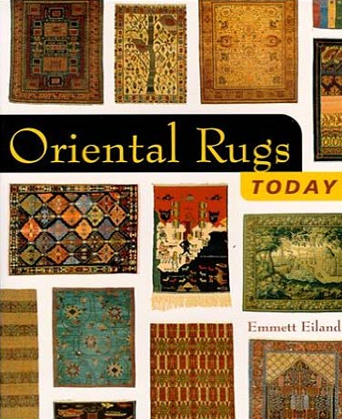 oriental rugs today book cover