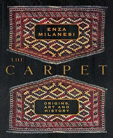 the carpet: origins, art and history book cover
