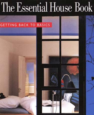 The essential house book: getting back to basics book cover