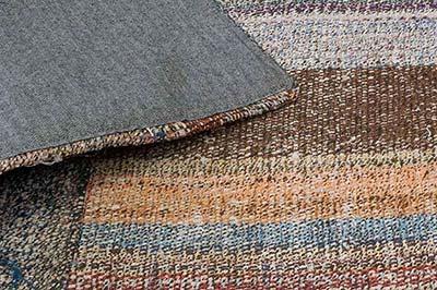 chaput pala patchwork rug detail