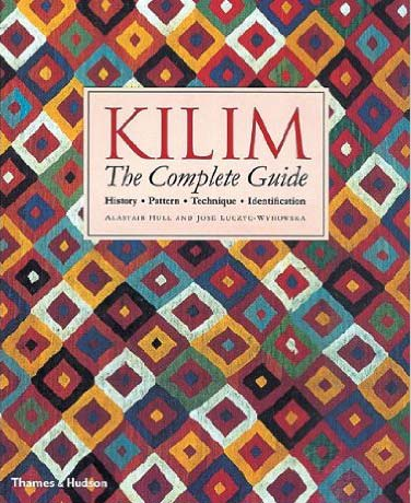 kilim the complete guide book cover