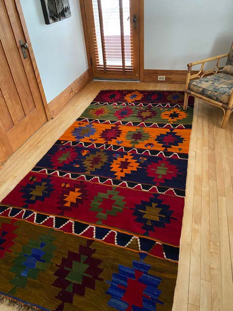 Living With Rugs The Source For Hand Knotted Vintage Rugs Hand Woven Kilim Rugs Wool Turkish Rugs Overdyed Persian Rugs Patchwork Carpets Online Discount Area Rugs On Sale