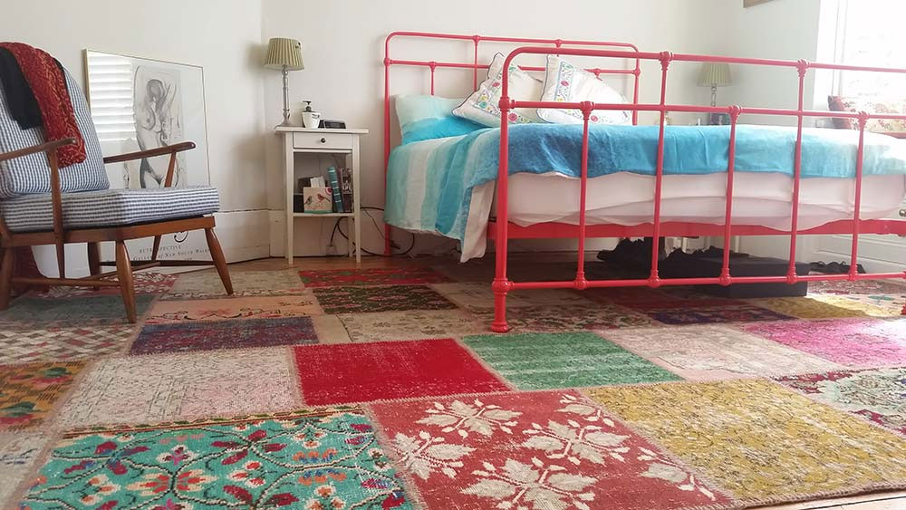 The Source For Hand Knotted Wool Vintage Rugs Kilim