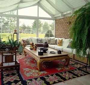 Kilim rug creative style decor