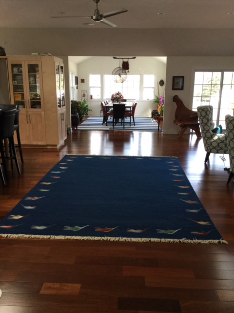 Living With Rugs