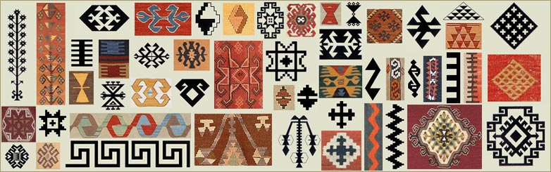Kilim Motifs Kilim The Source For Authentic Vintage Rugs