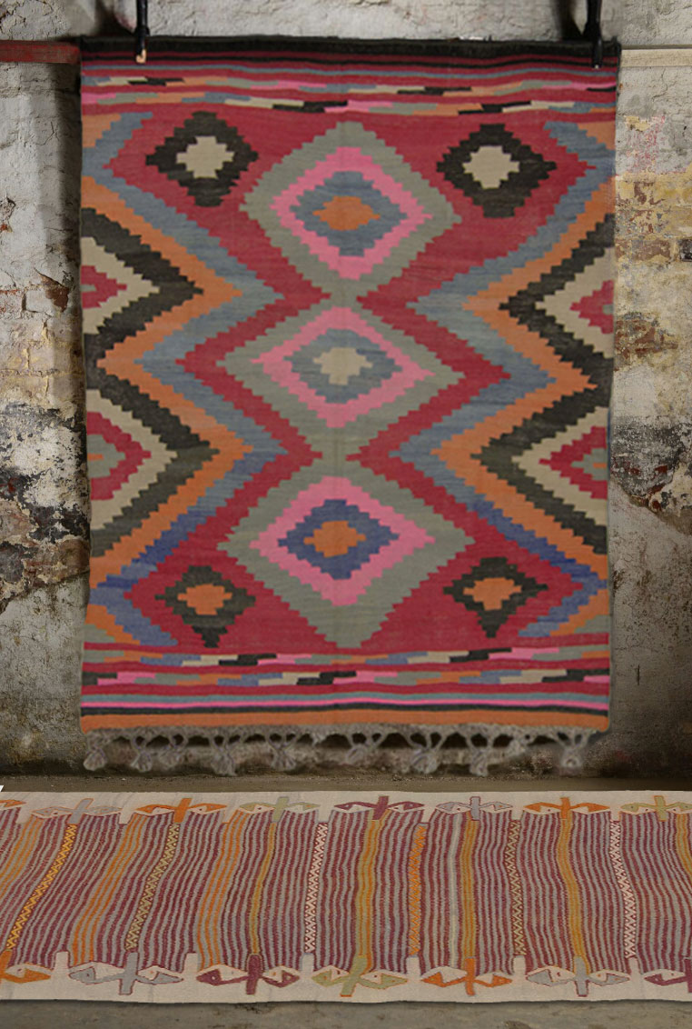 The Source For Oriental Rugs Kilims Overdyed Vintage Hand Woven Turkish Patchwork Carpets Area On