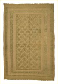 Over-dyed Vintage Mushwani Rug